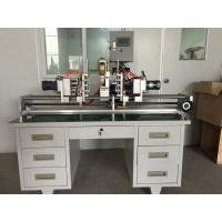 Buy cheap automatic drilling and stapling machine for louvers from wholesalers