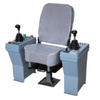 Buy cheap Control Console Crane Operator Cabin With Auto Zero Resting from wholesalers