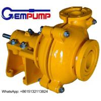 Wholesale Horizontal Abrasion Corrosion Resistant Centrifugal Coal Mining Sand Slurry Pump from china suppliers