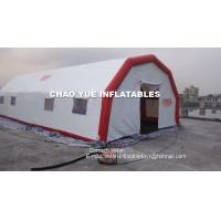 "Wholesale 66"" Waterproof Inflatable Air Tent , Customized Inflatable Medical Tent With Air Pump from china suppliers"