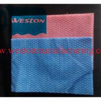 Wholesale Dot Embossed Spunlace Nonwoven fabric of spunlace non wovens plain surface spun lace from china suppliers