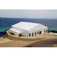Wholesale Water Proof Fabric Clearspan Structure For 300 People Commeicial Party from china suppliers