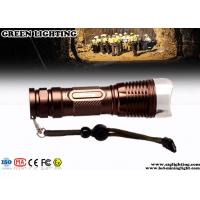 Wholesale Mini CREE LED Flashlight Torch Waterproof 1100 Lumen Aluminum Alloy Housing from china suppliers