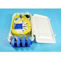 Wholesale 12 Port SC FTTH-020 Series fiber optic termination box 0.9mm 2.0mm 3.0mm Pigtail Diameter from china suppliers