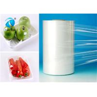 Wholesale Polypropylene Heat Shrink Film Rolls for packaging large equipments from china suppliers