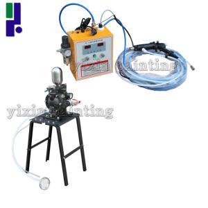 Portable Powder Spray Machine , Electrostatic Paint Sprayer Low Noise