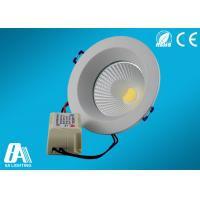 Wholesale Aluminum COB 9W LED Downlight IP33 6000K - 6500K For Conference from china suppliers