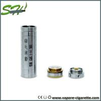 Wholesale SS Mechanical Mods E Cig Wild Wolf Mod King Sword Mod in Stock from china suppliers