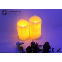 Wholesale Electric Led Candles Battery Operated With Flickering Yellow Light from china suppliers