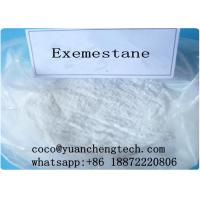 Wholesale Exemestan Anti Estrogens SERMs Steroids Powder Aromasin Exemestan 107868-30-4 from china suppliers