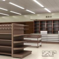 Wholesale High quality Supermarket display stand/shelves/rack from china suppliers