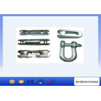 Wholesale 8 Shape Tower Erection Tools Bend Resistance Connector Shackle To Connect Pilot Rope from china suppliers