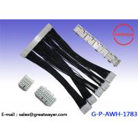 Wholesale AMP 638170 / 125 Pin Socket OBD2 Wire Harness 3 Arraies / GXL 18AWG from china suppliers