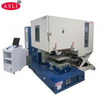 Wholesale Temperature Humidity Vibration Combined Climatic Test Chamber Vibration Shaker Chamber from china suppliers