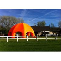 Wholesale 50FT Giant Advertisement Air Inflated Tent Outdoor Special Inflatible Tent from china suppliers