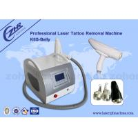 China Portable Q Switched Nd Yag Laser Pigment Removal Machine For Clinic And Hospital on sale