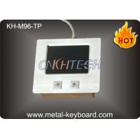 Wholesale 2 Buttons Panel Mount Metal Touchpad Industrial Mouse For Kiosks , Self Service Ternimals from china suppliers