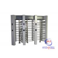 Wholesale Anti Reserve Counter Electric Height Turnstile Smart Card IC / ID Control For Entrance from china suppliers
