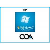 Wholesale Microsoft COA Label Windows 7 Professional COA Sticker With OEM Key Online Activate from china suppliers
