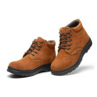 Anti Prick Work Safety Shoes Lightweight Steel Toe Shoes For Working Protection