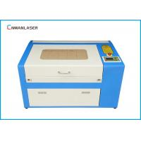 Wholesale Plastic Acrylic Paper 60w Mini Laser Cutting Machine With DSP Control from china suppliers