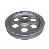 Wholesale Machine wheel part  ductile iron casting parts according to drawing from china suppliers