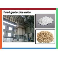 Wholesale Zinc Oxide Powder Feed Grade For Fertilizers , Zno Powder CAS 1314-13-2 from china suppliers