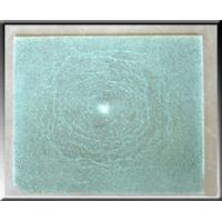 Wholesale Solid Insulated Flat Tempered Glass Clear / Green Colored , Polished Edge With CCC & ISO from china suppliers
