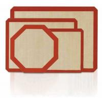 Buy cheap Non stick silicone baking mat 420*295mm from wholesalers