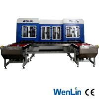 Wholesale CR 80 PVC 4 Cylinder plastic card lamination machine 24000 cards / hour Fully  automaticlly Operating from china suppliers