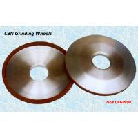 Wholesale Resin Bond CBN Grinding Wheels - CBGW04 from china suppliers
