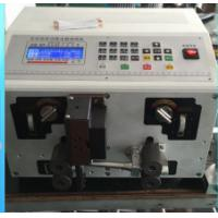 Wholesale Cutting and striping machine machine for Sleeve tube cable XC-220 AWG10 to AWG32 0.20~2.5 from china suppliers