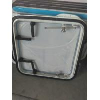 Wholesale Aluminum Material Frame Rectangular Openable Weathertight Boat Windows from china suppliers