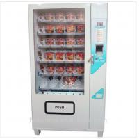 Wholesale Automated Debit & Credit Card Cup Noodle Vending Machine Outside use from china suppliers