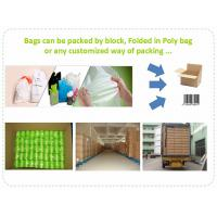 resealable colorful reclosed zipper top biodegradable plastic food bags on roll