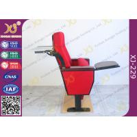 Wholesale Back Fixed Folding Table Auditorium Theater Seating Chairs For Lecture Classroom from china suppliers