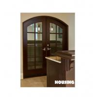 Quality Elegant Solid Timber Door For Residential Building , Villas for sale