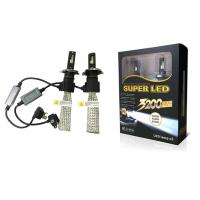 Wholesale Osram H4 12v 24v G5 Car LED Headlight bulbs Super bright 40W 5000lm from china suppliers