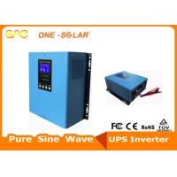 Quality UPS Solar Powered Inverter 1kW 1.5KVA DC AC Auto Switch In Off Grid Solar System for sale