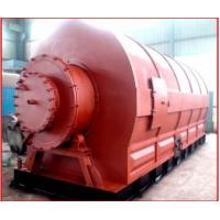 Wholesale Rubber Tyre Pyrolysis Plant with 48-53% Oil Yeild Rate from china suppliers