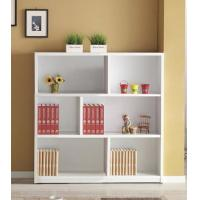 Wholesale White Contemporary Display Cabinet Living Room Bookshelf Storage Space from china suppliers