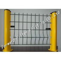 Wholesale Concise Structure Welded Pvc Coated Fence Stainless Steel Or Aluminum Alloy from china suppliers