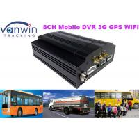Wholesale Car 3G HDD CCTV 8 Channel Mobile DVR full D1 Digital Video Recorder from china suppliers