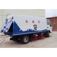 Wholesale Road Sweeper Machine And Vacuum Street Sweeper Truck Special Purpose Vehicles from china suppliers