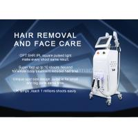 Wholesale E Light 20HZ OPT SHR Hair Removal Machine 2500W With Skin Rejuvenation from china suppliers