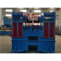 Wholesale Industrial Hydraulic Beam Welding Line Flange Straightening Machine from china suppliers