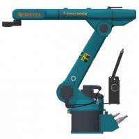 High Reliability Pneumatic Pick And Place Robot , Economical Mini Robot Arm