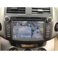 360 Degree Car Reverse Camera Driving Recorder Systems For 2012 Ford Raptor, Bird View System