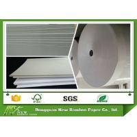 Wholesale Carton Grey Paper Roll , Grey Cardboard Sheets for Laminated Grey Board from china suppliers