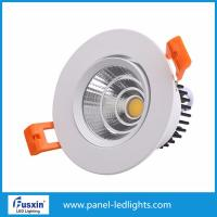 Wholesale AC220V 240V Round Recessed Embedded Home Lighting 1W 3W 5W 7W 9W 12W 15W Dimmable LED Ceiling Light from china suppliers